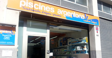 Piscines Argentona