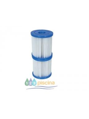 Filtre de cartutxo tipus 1 per depuradora 1.249L/H