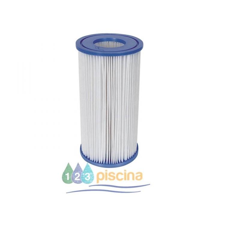 Filtro de cartucho tipo 3 por depuradora for Filtro de cartucho para piscina
