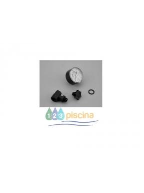 Manómetro completo para filtro Cantabric