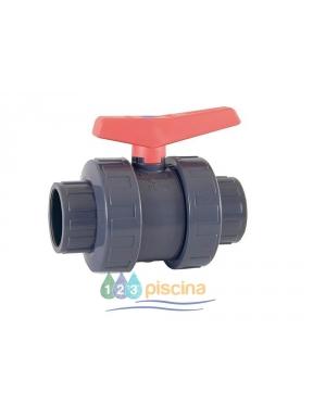 Válvula de bola Standard PVC - EPDM encolar