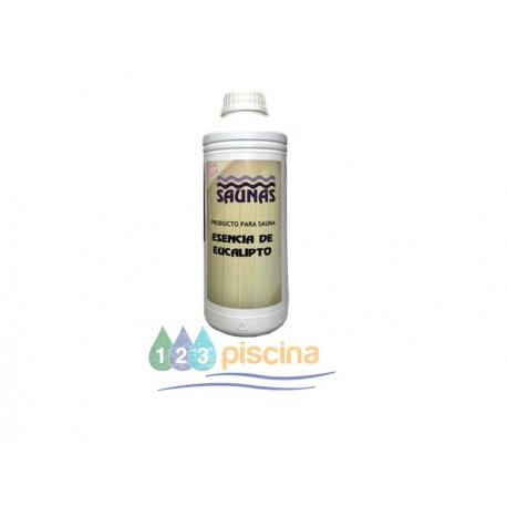 Esencia eucalipto sauna 1 litro CTX