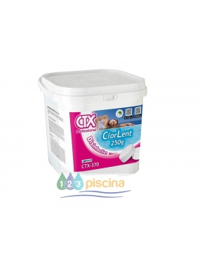 Tricloro granulado clor lent 5kg CTX