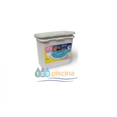 Reductor de pH minus granulat 8 kg CTX