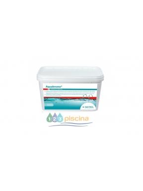 Aquabrome 5kg pastillas de bromo 20g