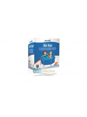Kit mini piscinas Xip Xap 0,5kg y 0,5lt