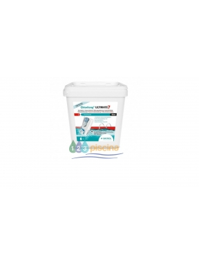 Multilong cartutxos clor multifunció 3.8kg