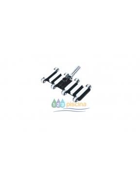 Limpiafondos manual 35cm con fijación clip MOD.9055