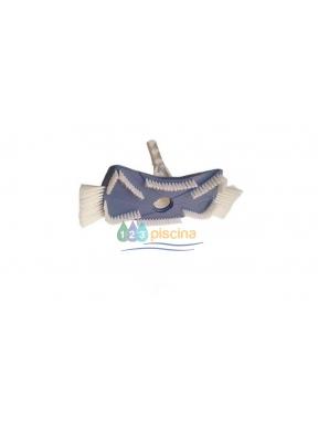 Netejafons manual Oval Shark fixació clip o palometa