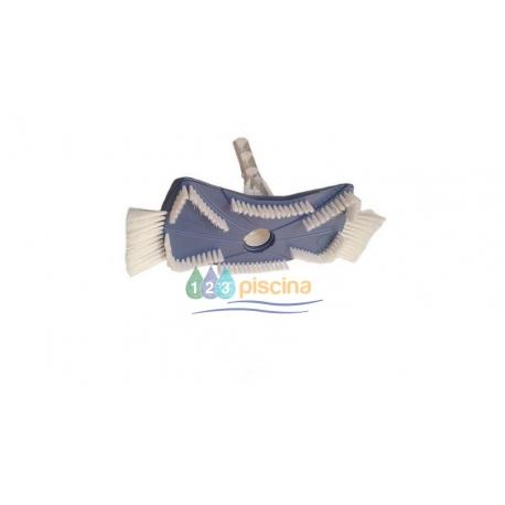 Limpiafondos manual Oval Shark fijación clip o palomilla
