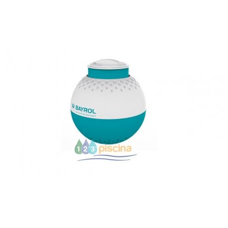 Dosificador flotant amb anell de dosificació ajustable