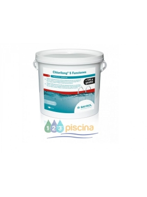 Chlorilong pastilla 5 funciones 5.5kg