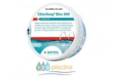 Chlorilong tricloro 90% pastilla 500g