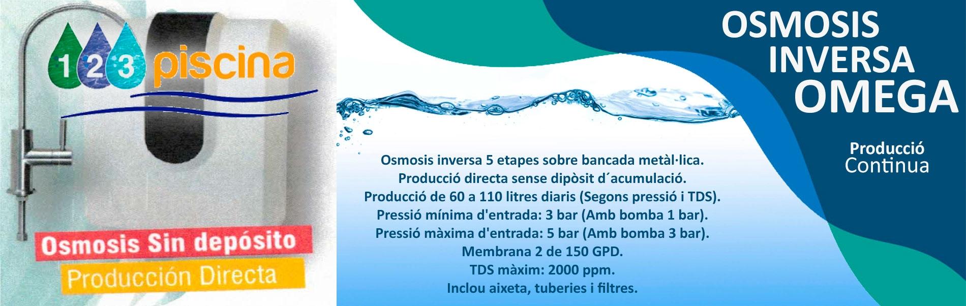 oferta inversa osmosis